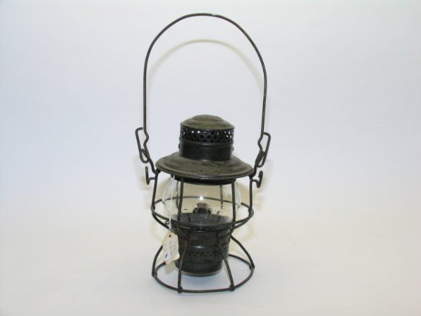 Lehigh Valley Railroad Lantern