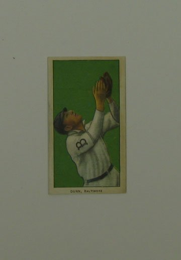 15: DUNN Baltimore 1909 T206 Tobacco Card