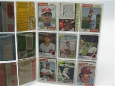 330: Philadelphia Phillies Baseball Card Vintage Lot