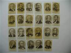371 US Presidents Sweet Home Soap Advertising