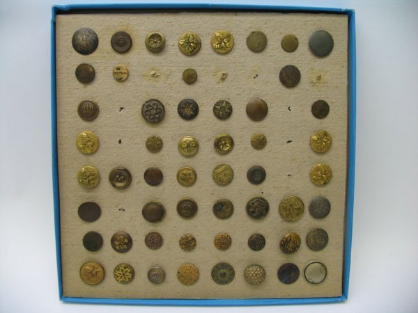 4003: 54 Buttons, Metal