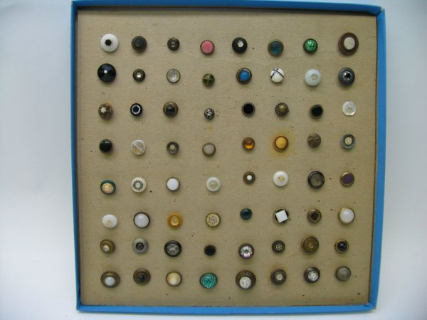 4012: 64 Buttons, Mostly Glass