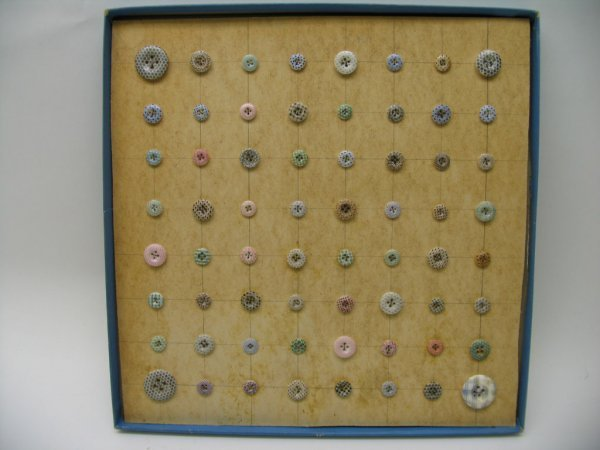 4013: 64 Buttons, Calico