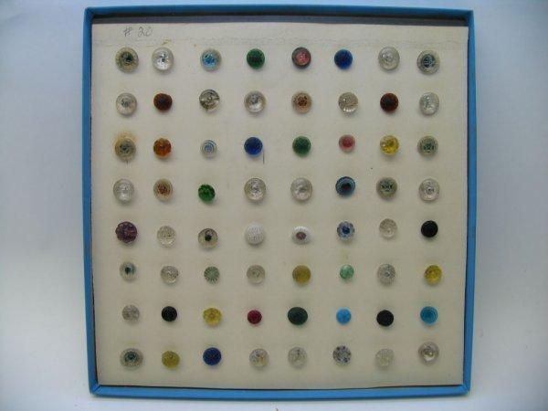 4020: 64 Buttons, Glass