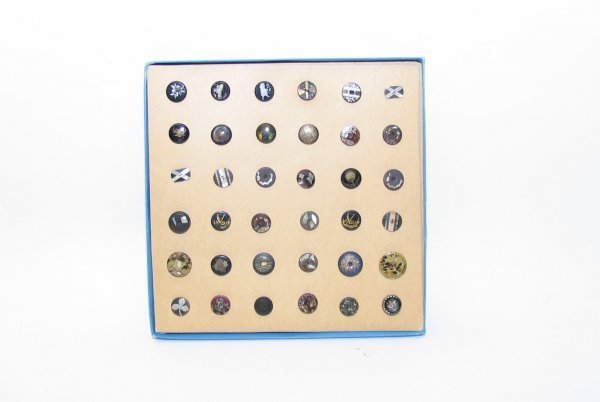 4024: 36 Buttons, Some Inlay and Composition