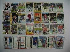 """6003: Hockey Card Lot of More Than """"150"""" Cards"""