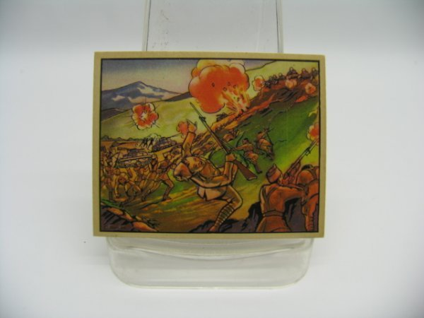 6012: Horrors of War 1938 Gum Inc. HIGH #,  Card #230