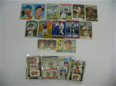 6013 Baseball Card Lot of More Than 150 Cards