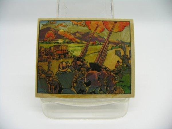 6017: Horrors of War 1938 Gum Inc.HIGH #, Card #234
