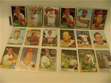 6347: Philadelphia Phillies Vintage Baseball Cards