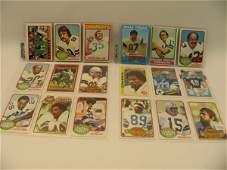 6362 Dallas Cowboys NFL Vintage Football Cards