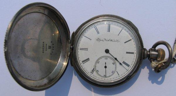 7: Elgin Nat'l Watch Co Pocket Watch