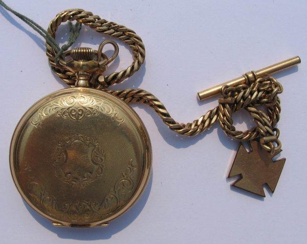 10: Seth Thomas Pocket Watch