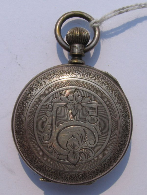 15: The Empire Key Wind Pocket Watch