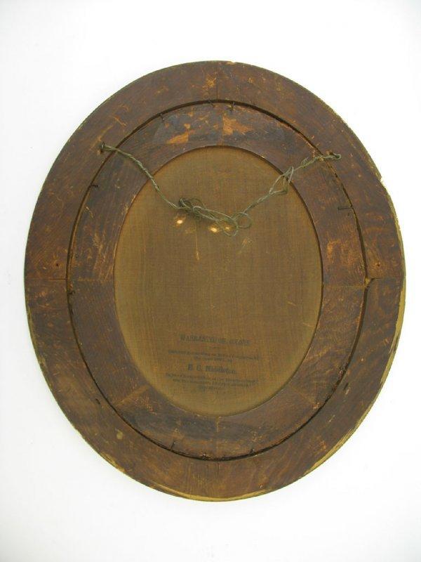 409: E.C. Middleton Chromolithograph Washington,1864 - 2