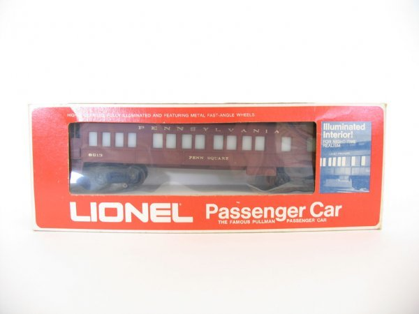 1006: Lionel Penn Square Passenger Car 9513 O/B