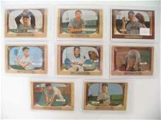 2171: 1955 Bowman Hall of Fame Player Baseball Card