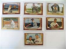 2276 1955 Bowman High Grade Baseball Cards