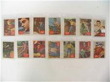 2594: Elvis Presley 1956 Topps Bubbles Cards