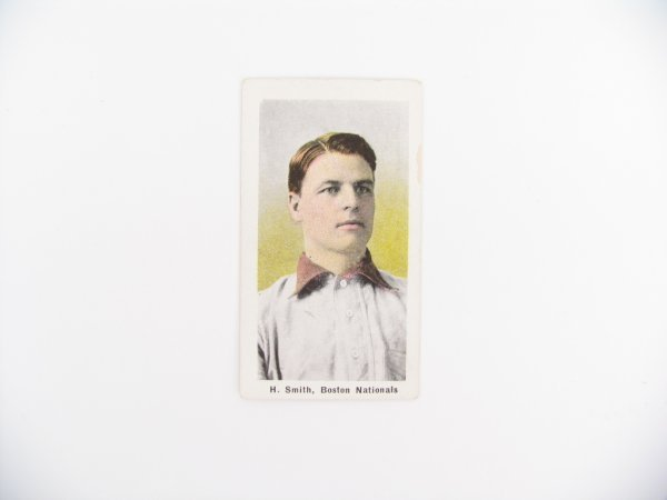 3: Harry Smith 1910-11 Sporting Life M116 Card