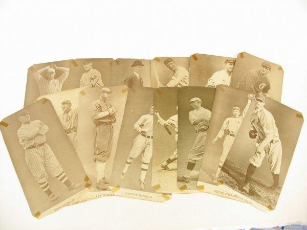 7: Baseball Magazine Player Vintage Posters