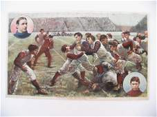 351: 1897 Pennsylvania vs. Harvard Football Game
