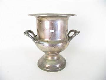 1201: 1933 MLB All-Star Game Silver Trophy Cup