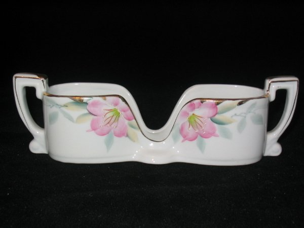5015: Noritake Azalea Spoon Holder 8""