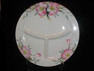 "Noritake Azalea Grill Plate 10-1/2"" Long RARE"