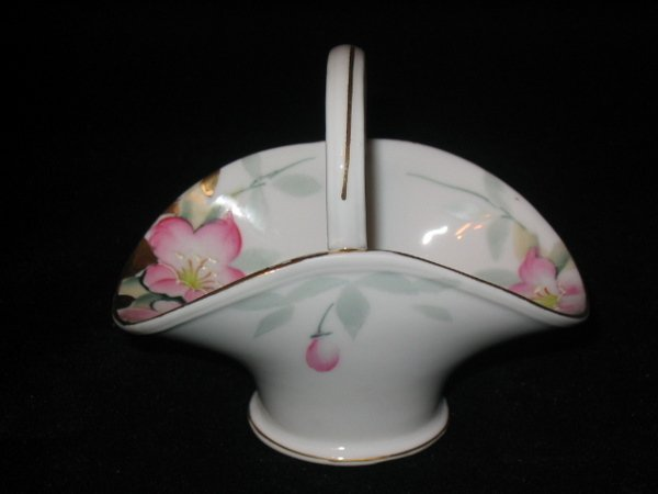 5023: Noritake Azalea Dolly Varden Basket