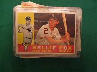 Baseball Card Lot Vintage, HOF'er, Star, Rookie Car