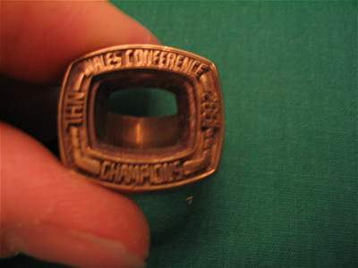 105: 1992 Wales Conference Championship Ring