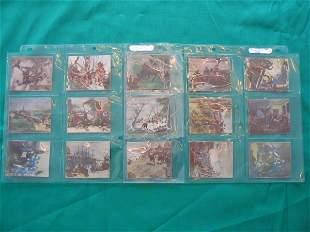 In History's SPOTLIGHT Card (15) Cards c 1930's