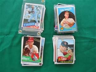 Vintage, HOF'er, Star & Rookie Baseball Cards