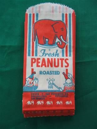 (25+) Original Connie Mack Stadium Bags