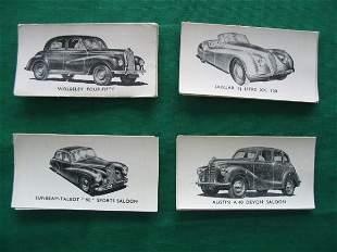 Maxilin Marketing Car Set of 25 Vehicles c.1930
