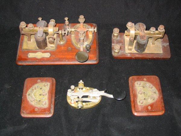 4020: J.H. Bunnel & Co Telegraph Unit 20 Ohm