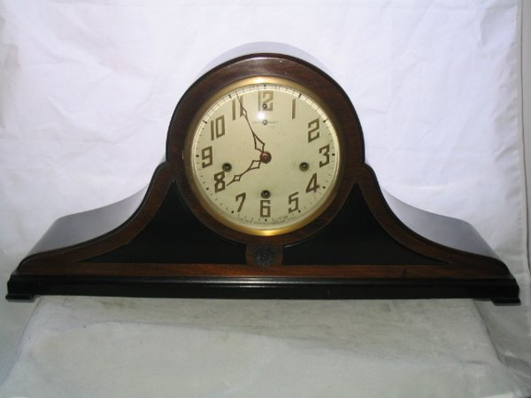 4099: The New Haven Clock Co, Orleans Mantel Clock
