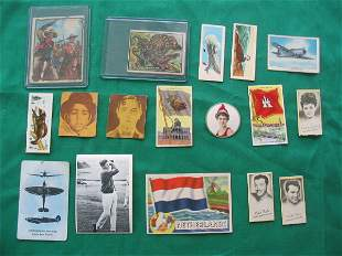 Tobacco Card / Non-Sport Grouping of More than (1