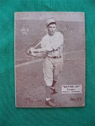 Doc Cramer 1934-36 Batter Up Baseball Card