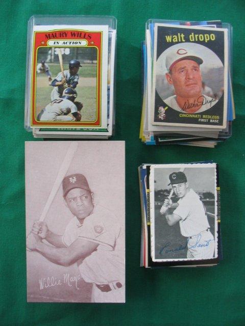 3: 100+ Vintage, HOF'er, Star, Rookie Baseball Cards
