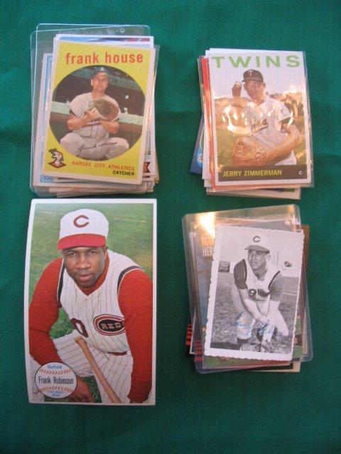 13: 100+ Vintage, HOF'er, Star, Rookie Baseball Cards