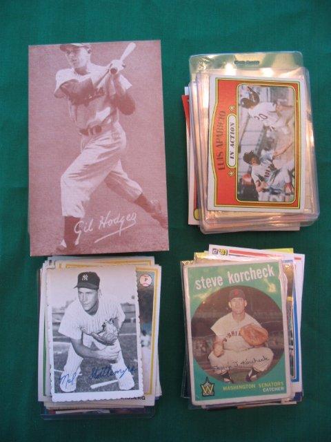 23: 100+ Vintage, HOF'er, Star, Rookie Baseball Cards