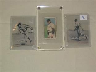 (3) Pre-War Baseball Assorted Cards
