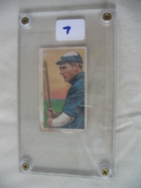 1007: Clark Griffith 1909 T206 Tobacco Card: