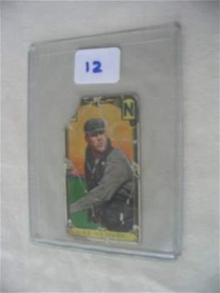 Wyatt Lee 1912 T205 Tobacco Card: Rare