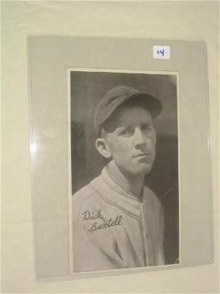 Dick Bartell 1935 Goudey Premium: Rare