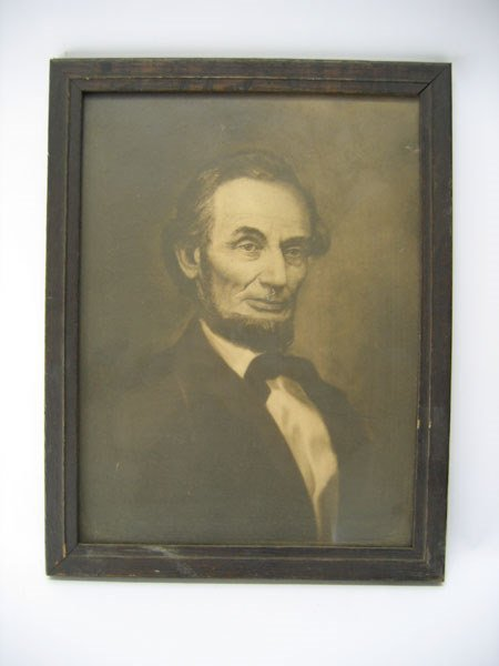 5: Abraham Lincoln - Framed Print