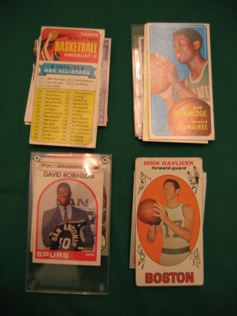 """1018: Basketball Lot of More Than """"75"""" Cards"""