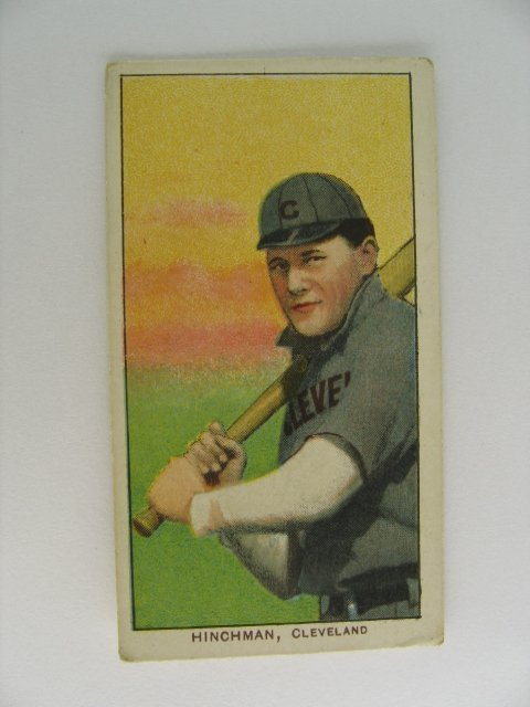 6: Hinchman T206 Tobacco Card
